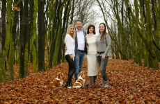 Family shoot Paul & Marleen