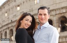 Loveshoot Rome, Sander & Olivia