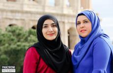 (Nederlands) Moeder & dochter shoot Colosseum